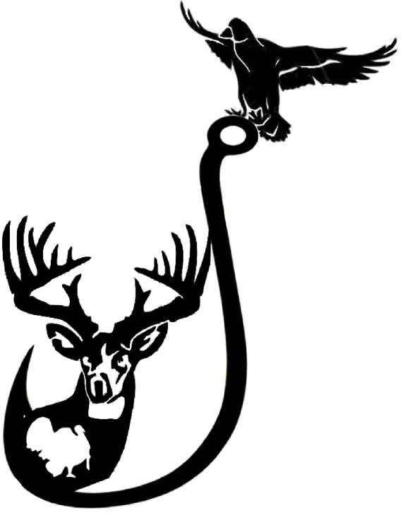 Deer Head Wall Hanging