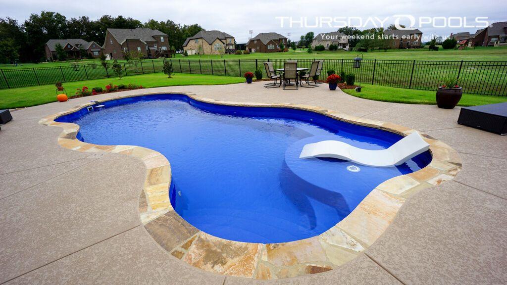 Pin On Thursday Pools Fiberglass Swimming Pool