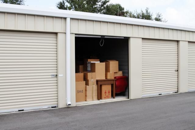 Self storage business plan