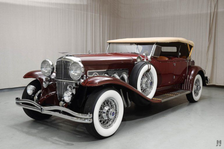 1989 Duesenberg Ii For Sale 2342580 Hemmings Motor News Duesenberg Car Roadsters Packard Cars