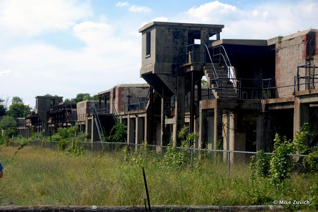 The Abandoned Fort at Sandy Hook, Jersey Shore   Untapped New York