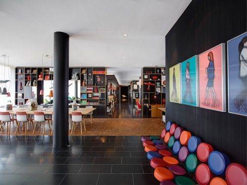 citizen-m-paris-charles-degaulle citizen m Pinterest Budgeting - design hotel citizenm london