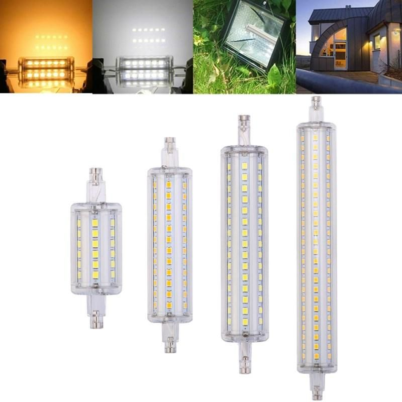 Arilux R7s 4w 8w 10w 13w Smd2835 Led Corn Lamp Bulb For Garden Lawn Floodlight Ac85 265v Led Bulbs Tubes From Lights Lighting On Banggood Com