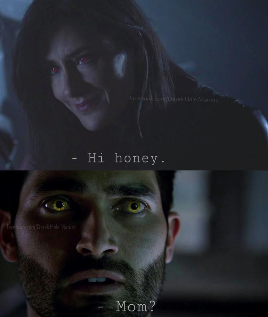 Derek Hale Teen Wolf S – Quotes of the Day