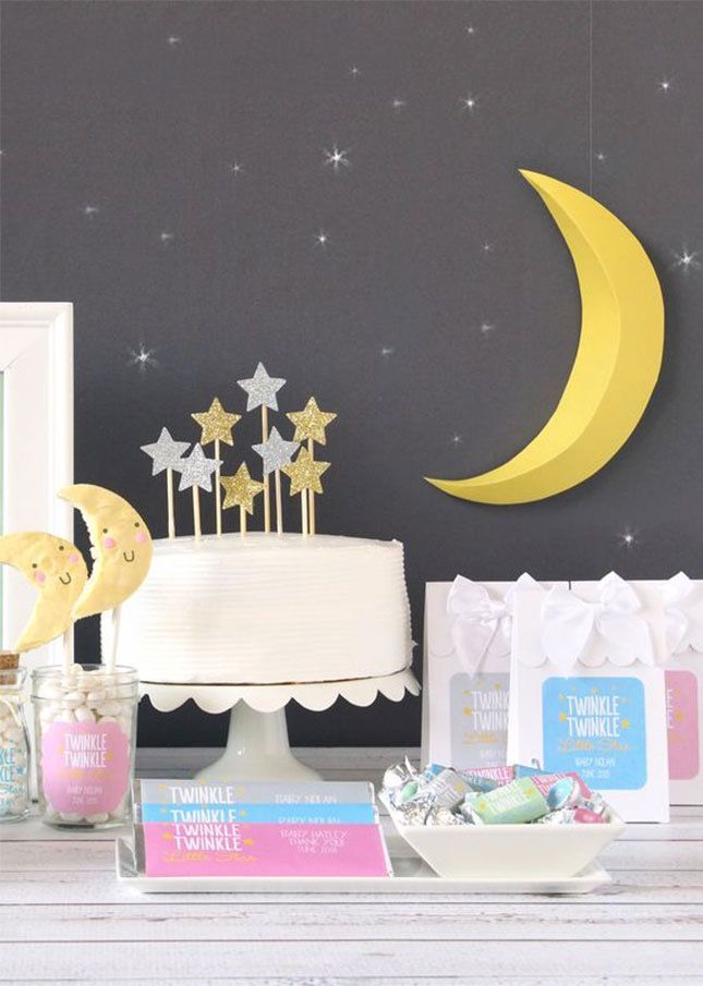 22 Adorable Spring Baby Shower Themes Twinkle Twinkle And Baby