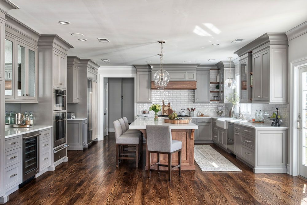 Perfect kitchen layout