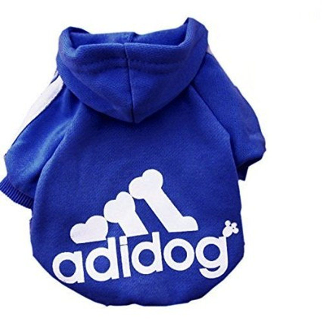 Pet Dog Clothes Coat Soft Cotton Adidog Clothing 7 Colors Small Size S M L Xl Xxl Dog Jacket Special Product Just Fo Sweater Puppy Pet Clothes Dog Clothes [ 1100 x 1100 Pixel ]