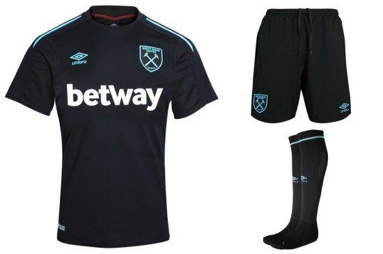 umbro football gear