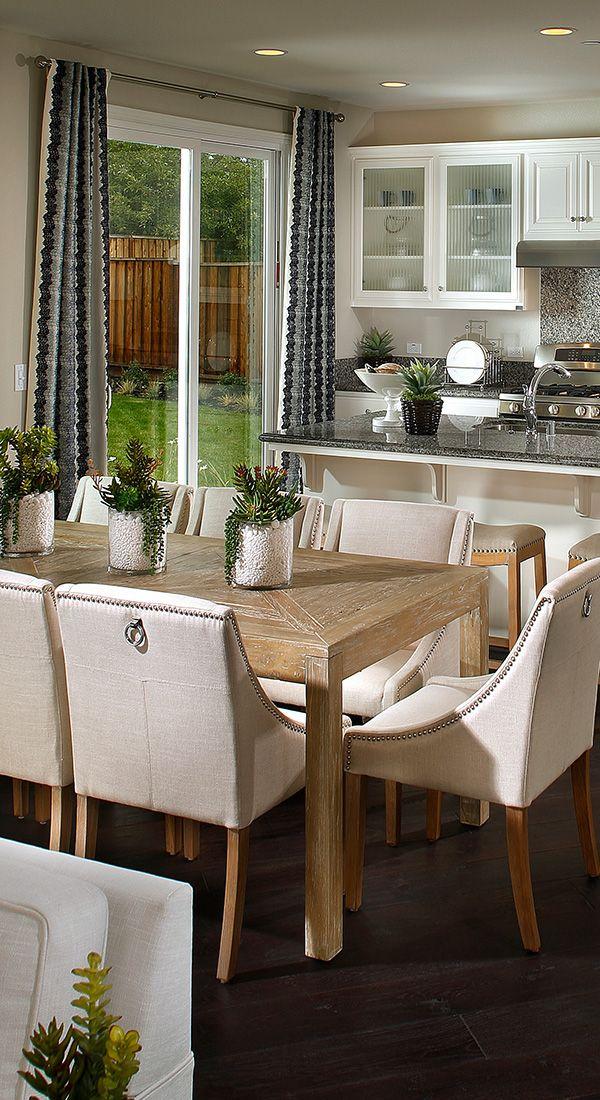 Kitchen Dining Interior Design: Model Homes, Kitchen Design, Interior Design