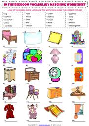 bedroom furniture names in english. English Vocabulary - In The Bedroom Inglés Furniture Names A