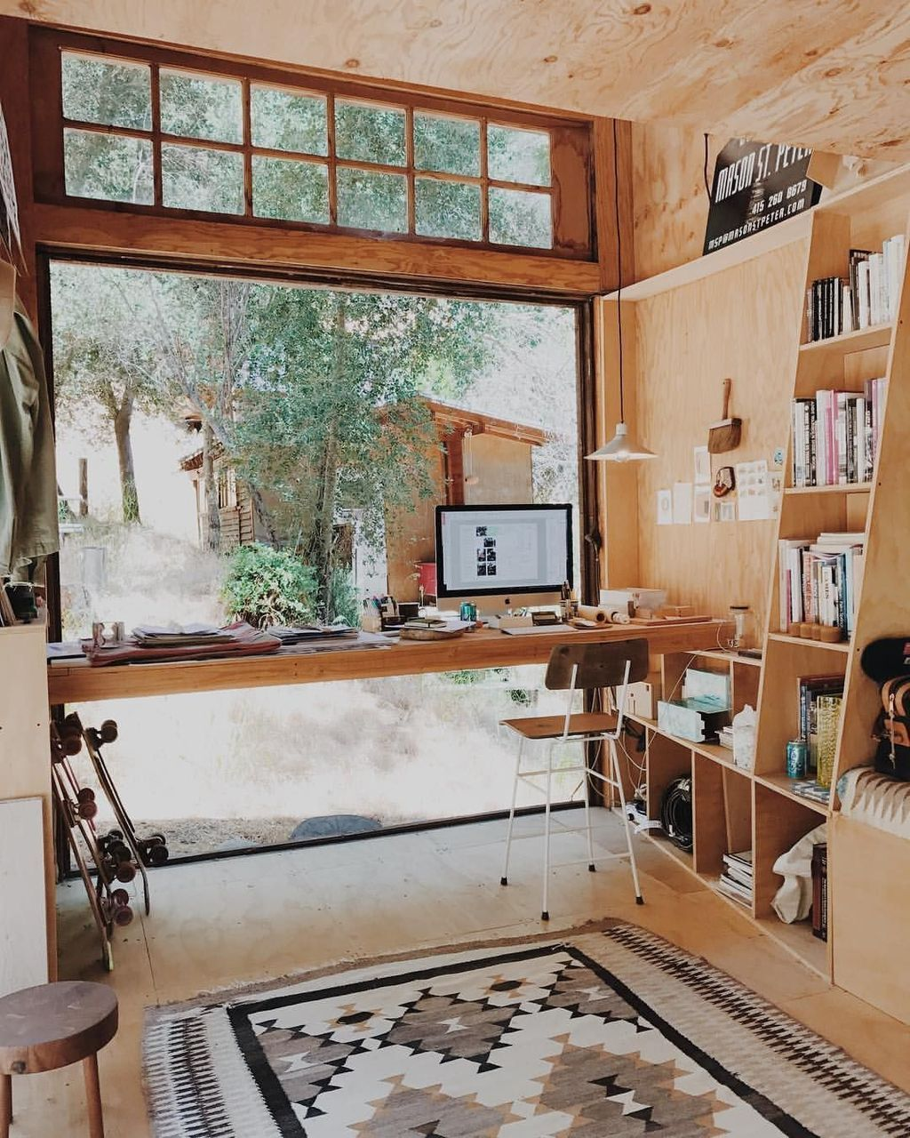 40 Amazing Contemporary Home Office Design Ideas With Images