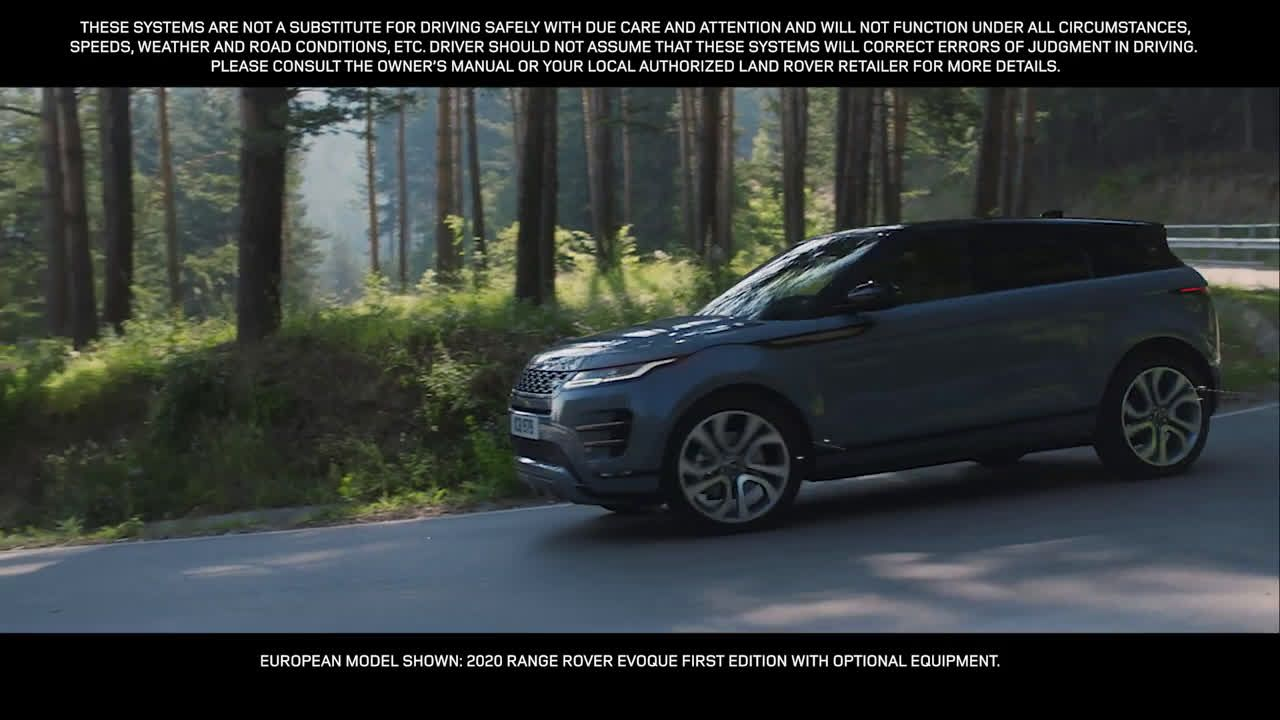 New Commercials 2020 ▷ Land Rover New 2020 Range Rover Evoque | Active Driveline