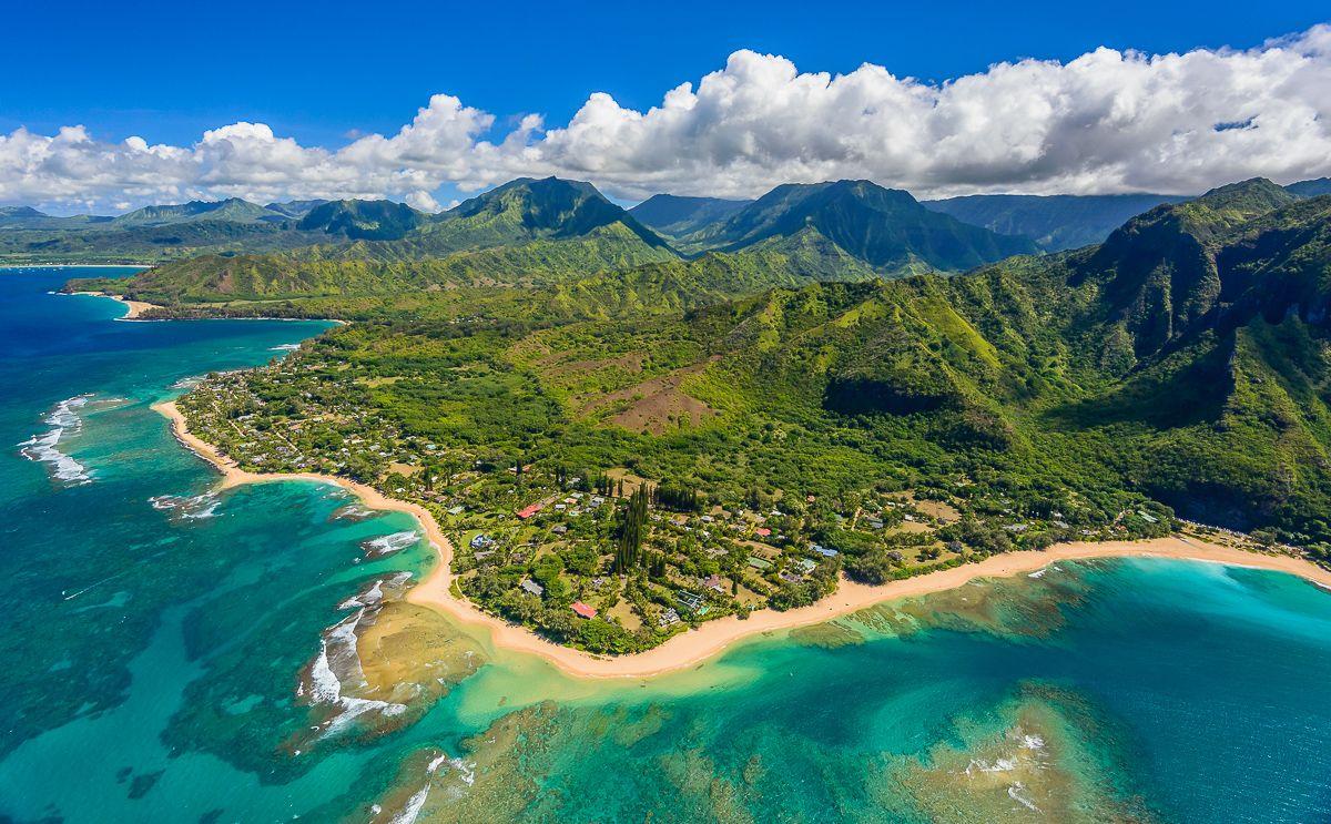 остров кауаи гавайи фото других пользователей