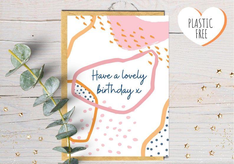 Happy Birthday Card Card For Her Mum Birthday Card Etsy Happy Birthday Cards Birthday Cards For Friends Sister Birthday Card