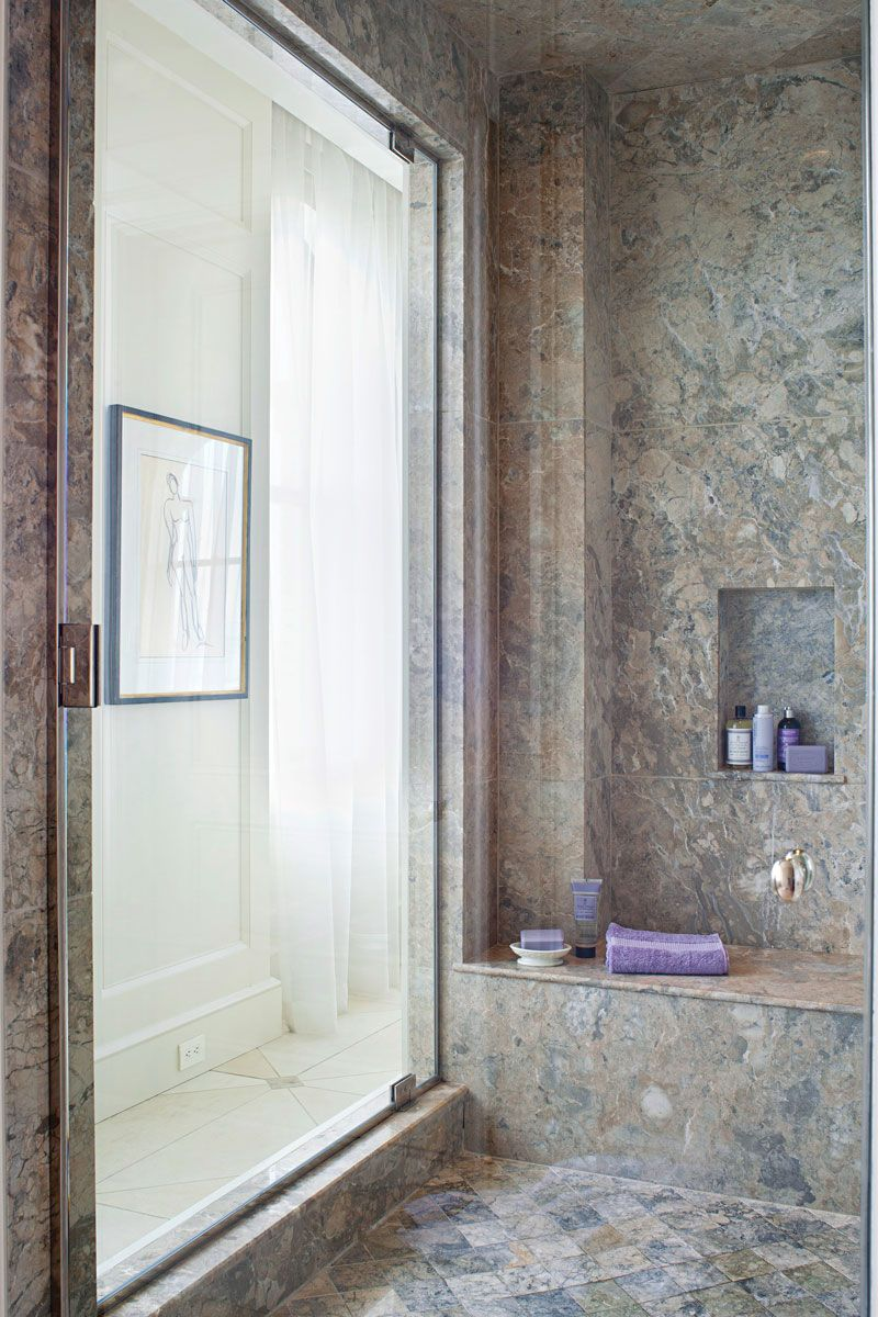 Marble Design Ideas for Your Master Bath | Marbles, Traditional and Bath