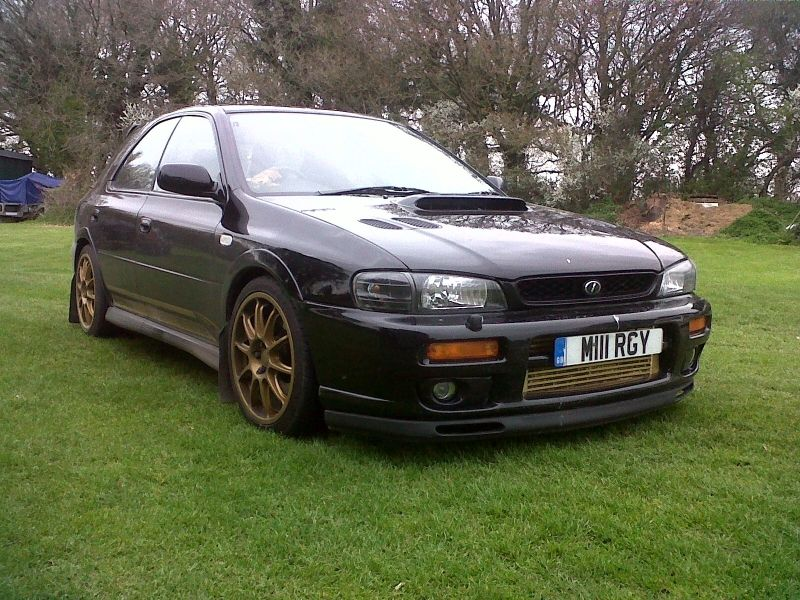 How I Want Our Gf4 To Look When We Re Done But With The Rauh Welt Satin Black Subaru Impreza Subaru Subaru Cars
