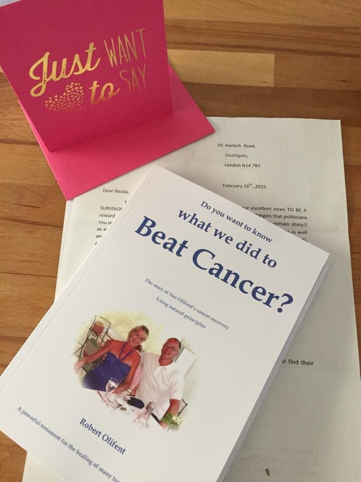 How We Beat Cancer Book