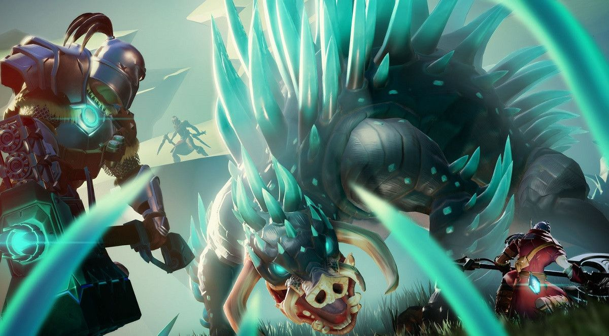 Dauntless arrives May 21 on Xbox One, PS4, and Epic Games