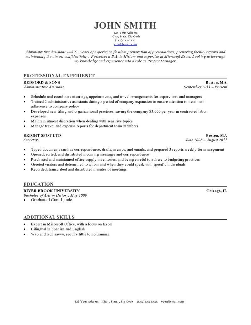 Resume Template Chicago Gray Free Professional Resume Template Resume Template Word Basic Resume