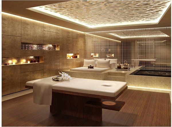 Home Spa Design Ideas: The St. Regis Tianjin Iridium