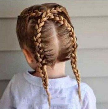 68 Lovely Braided Hairstyles For Childrens Page 43 Of 68