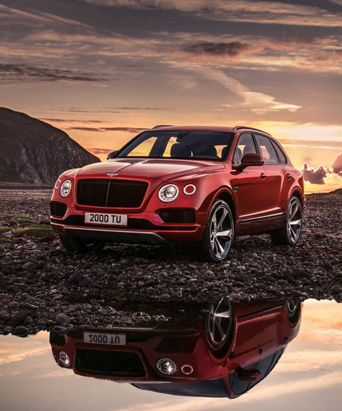 Bentley Comes Through With The Bentayga V8 Luxury SUV