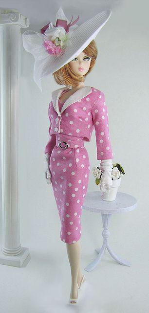 Gwendolyn's Treasures, so pretty in pink polka dots