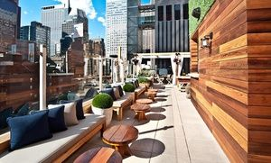 Groupon Stay At Sanctuary Hotel New York In Midtown Manhattan Ny