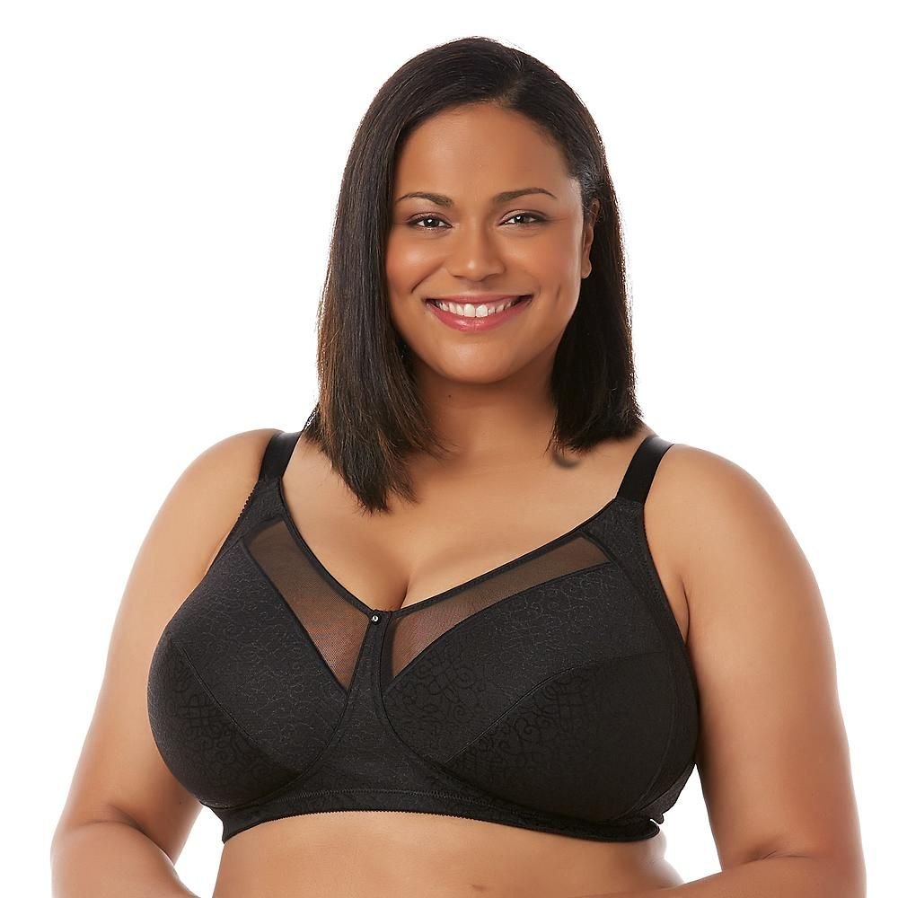 2793e3a4853 Just My Size Women s Plus Comfort Shaping Wire-Free Bra - 1Q20 - Kmart