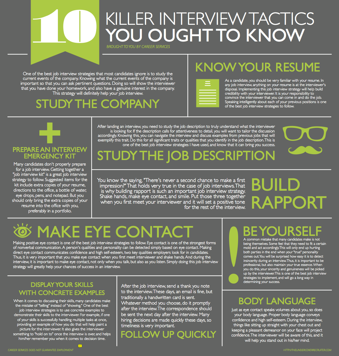 Killer Interview Tactics You Ought to Know Repinned by Chesapeake ...