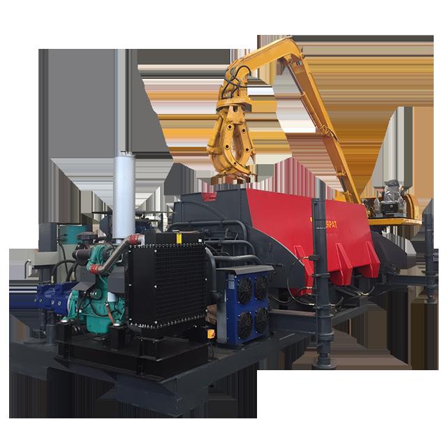 Car baler/Scrap car body press machine for sale with