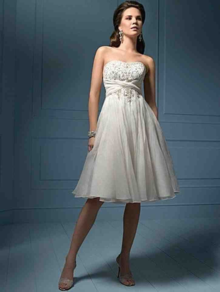 Alfred Angelo Short Wedding Dress | short wedding dresses ...