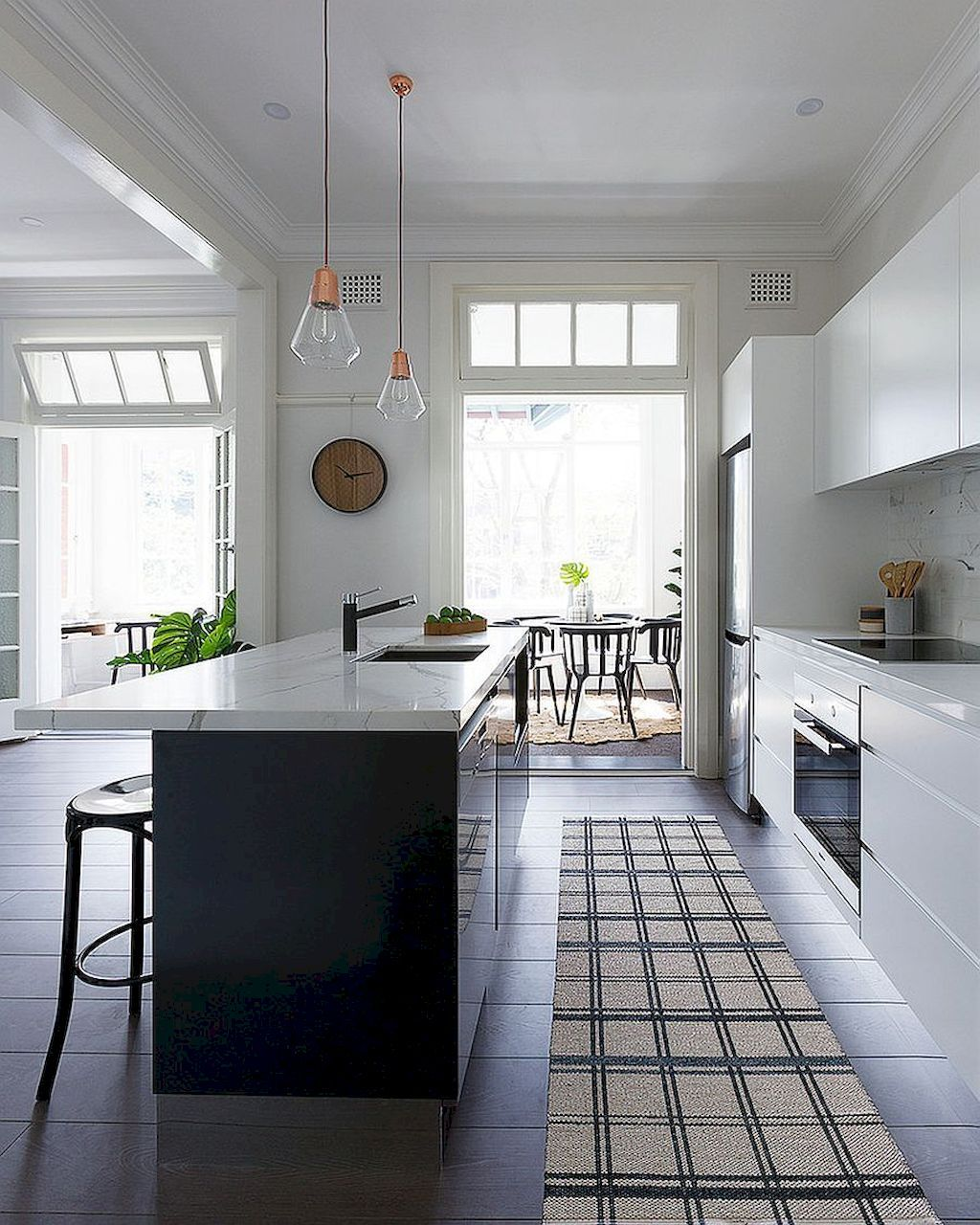 30+ SCANDINAVIAN WITH AWESOME KITCHEN ISLAND IDEAS ...