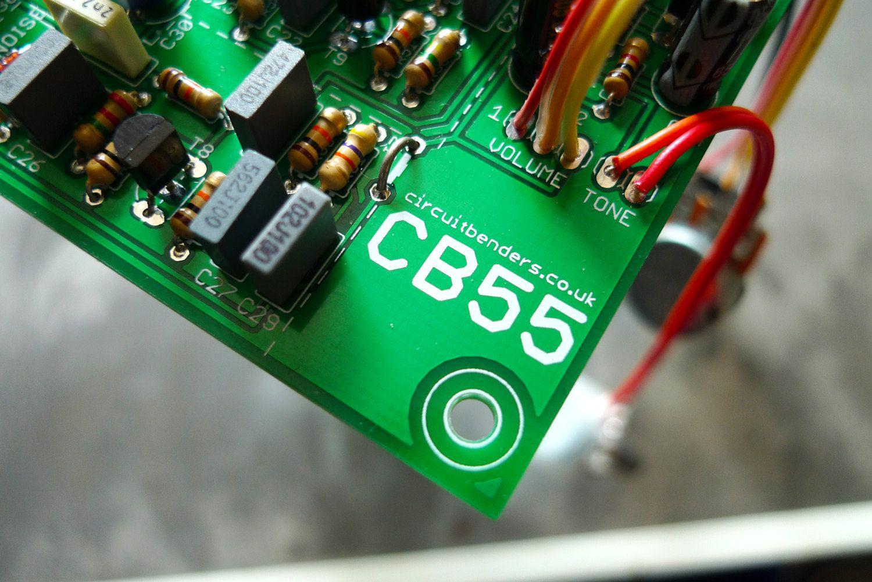 Circuitbenderscouk Cb55 V11 Boss Dr55 Drum Machine Clone Pcb Wwwelectronicscircuitstk