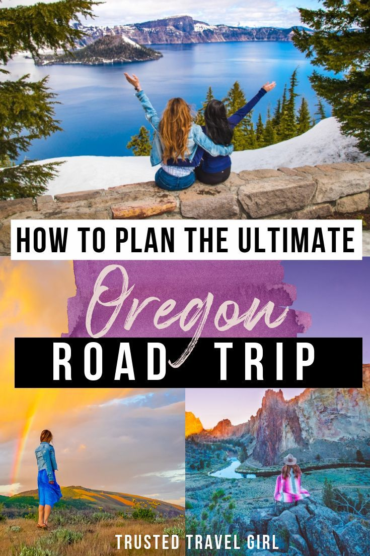 The Ultimate Oregon Road Trip — Trusted Travel Girl
