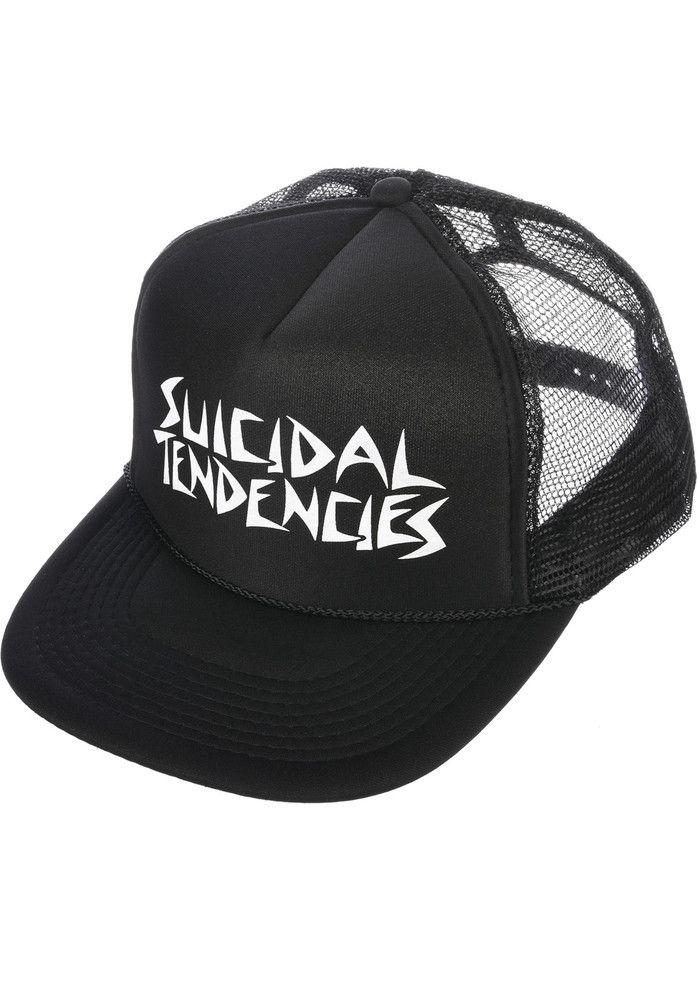 Dogtown Suicidal-Mesh-Flip-ST-Possesed - titus-shop.com  #Cap #AccessoriesMale #titus #titusskateshop