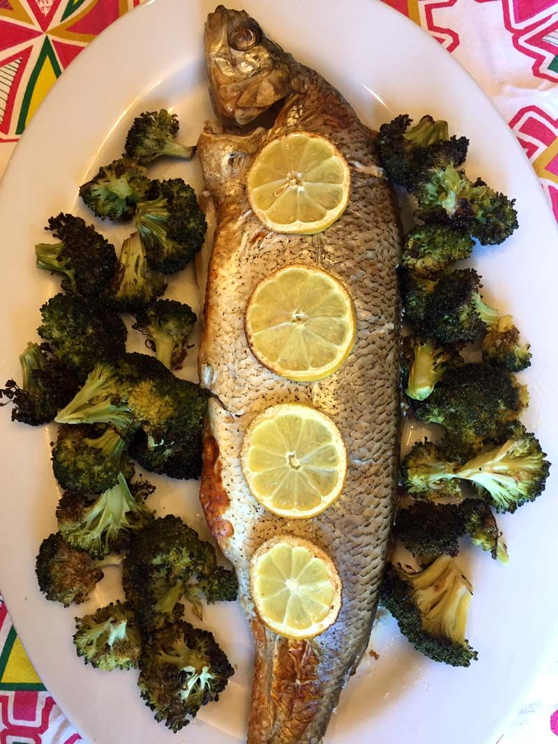Baked whole whitefish recipe in 2020 with images