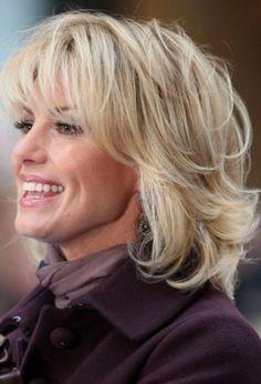 Flippy Hair Faith Hill Google Search Medium Hair Styles Flippy Hair Hair Styles