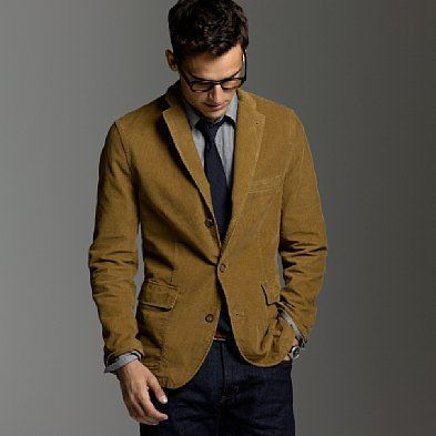 Casual corduroy sportcoat | Fashion | Pinterest | Sport coat ...