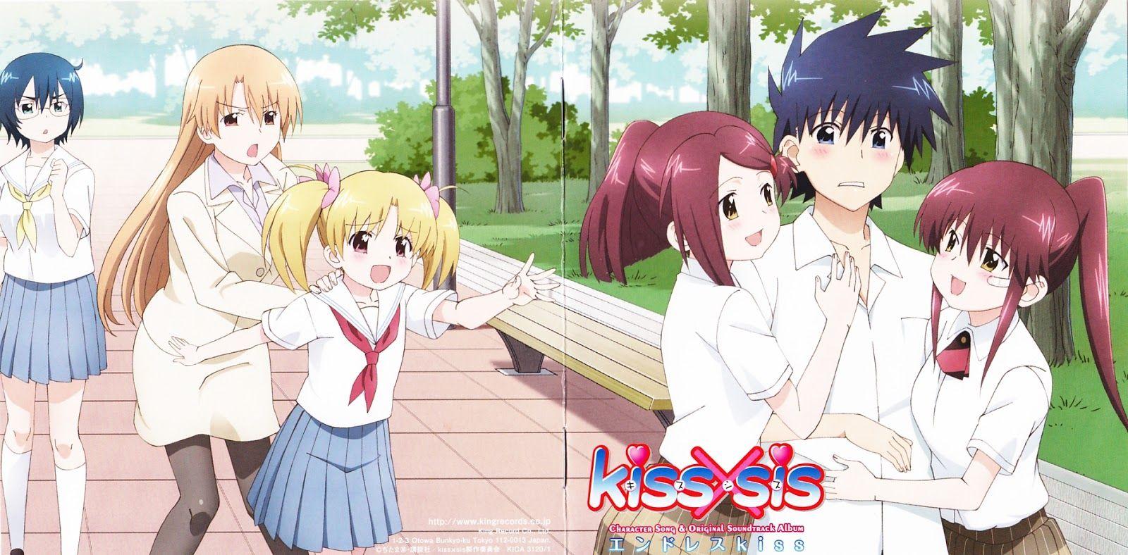 Kissxsis Anime Films Anime Shows Anime Kiss