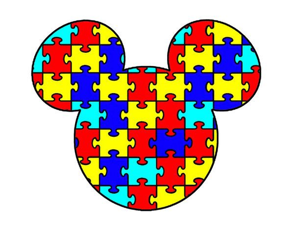 Image result for mickey mouse autism images