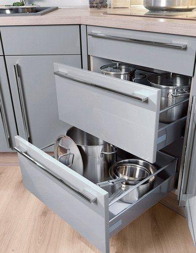 Faites le plein d 39 id es rangements pour votre cuisine in 2019 cuisine rangement cuisine - Idee rangement cuisine ...