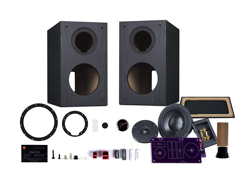 HiVi/Swans Bookshelf Speaker DIY Kits DIY2.2A in 2020