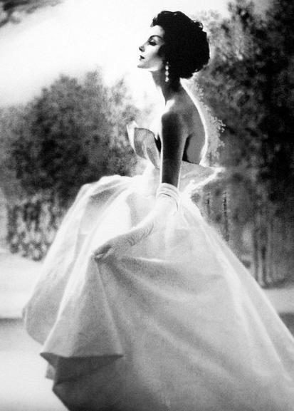 Vintage Glamour. ♥