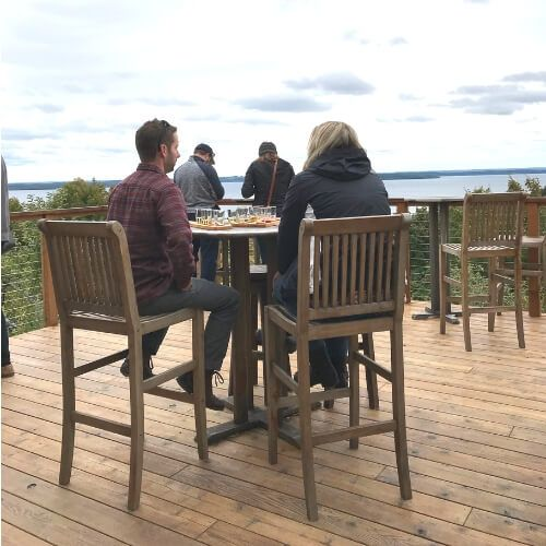 Patio Furniture Near Traverse City: Our Favorite Traverse City Weekend Getaway Ideas