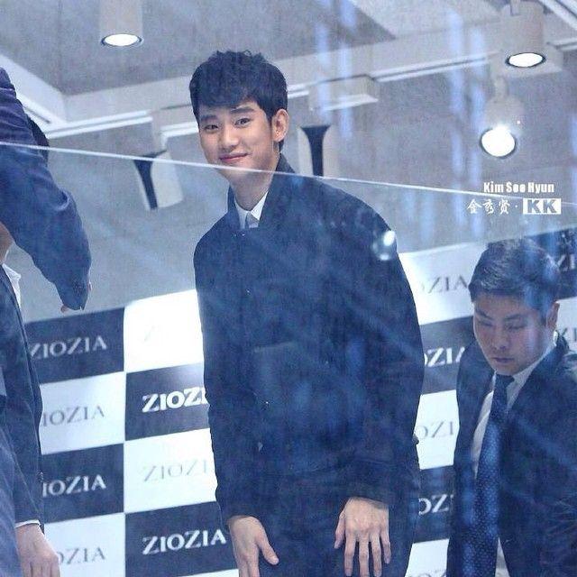 kimsoohyun_fans cold cold cold~~ #ksh#kimsoohyun#金秀賢#김수현