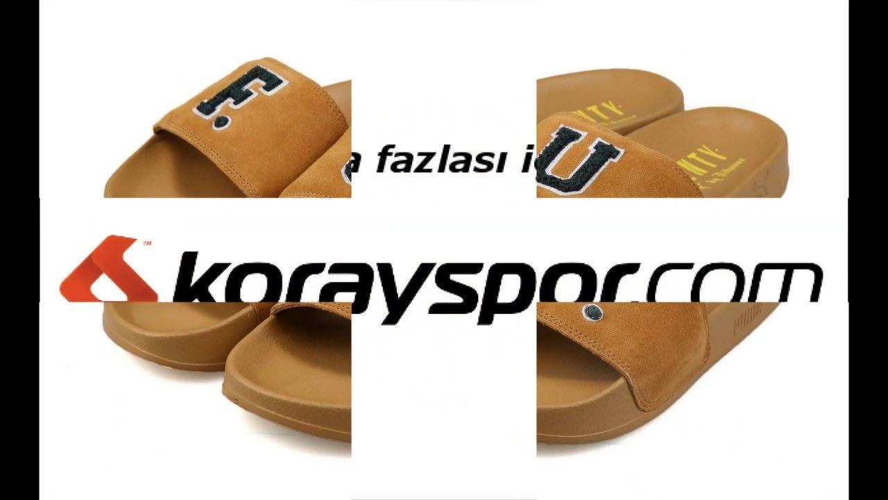 Puma Yeni Sezon Sportif Ve Renkli Tasarimli Kadin Terlik Modelleri Https Www Korayspor Com Kadin Spor Terlik Modelleri Https Www Terlik Spor Ayakkabilar