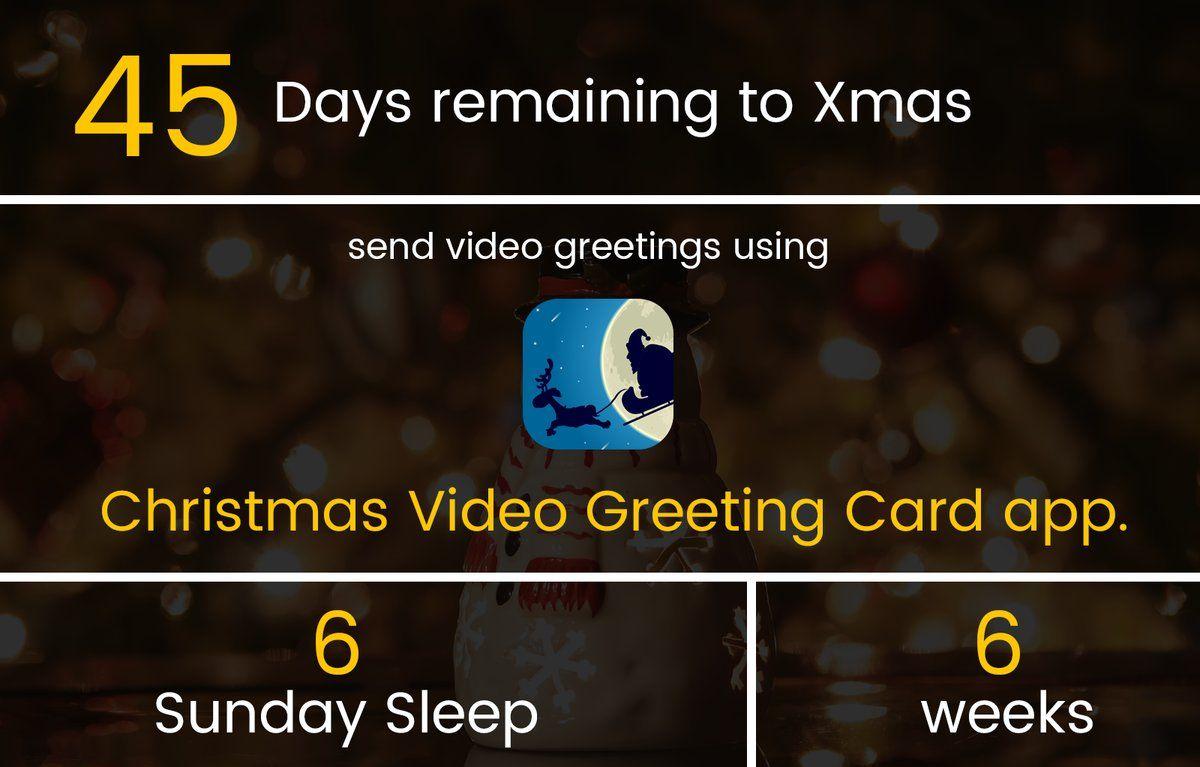 Christmas Video Card Christmasvideo Twitter Christmas