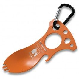 CRKT Eat 'n Tool - Tangerine 9100TC