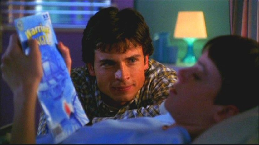SV208 - After Clark rescues him from Summerholt, Ryan ends up back in the hospital due to a brain tumor that is killing him.
